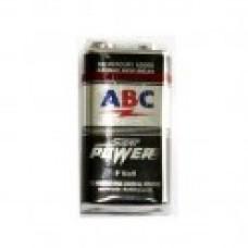 Battery ABC 9V for Alarm System