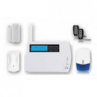 Tektra GSM LED Wireless Alarm