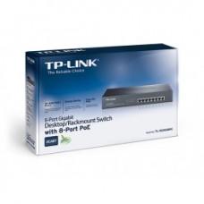 TP-LINK TL-SG1008PE 8-Port Gigabit Switch